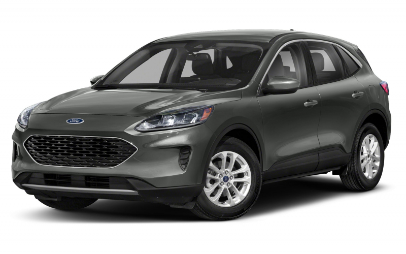 2020 Ford Escape Se 4Dr All-Wheel Drive Pictures