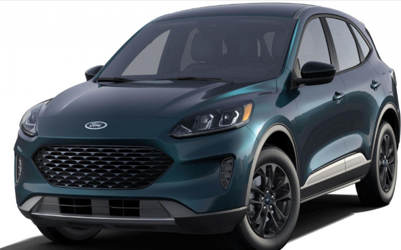 2020 Ford Escape Se Sport Hybrid Debuts To Split The