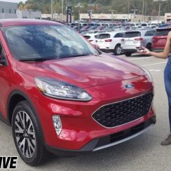 2020 Ford Escape Sel Awd Review & Test Drive