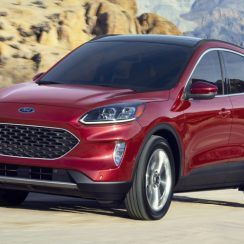 2020 Ford Escape St   Top Speed