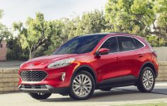 2020 Ford Escape Titanium Awd: Working-Class Hustler - The