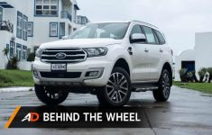 2020 Ford Everest Biturbo Review - Behind The Wheel