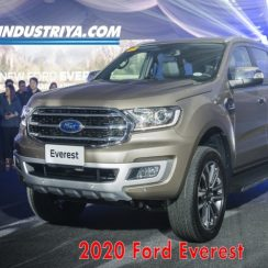 2020 Ford Everest - New Car