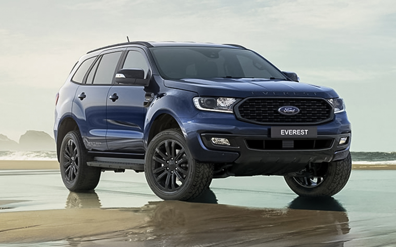 2020 Ford Everest Sport Is, Sadly, No Raptor - Auto News