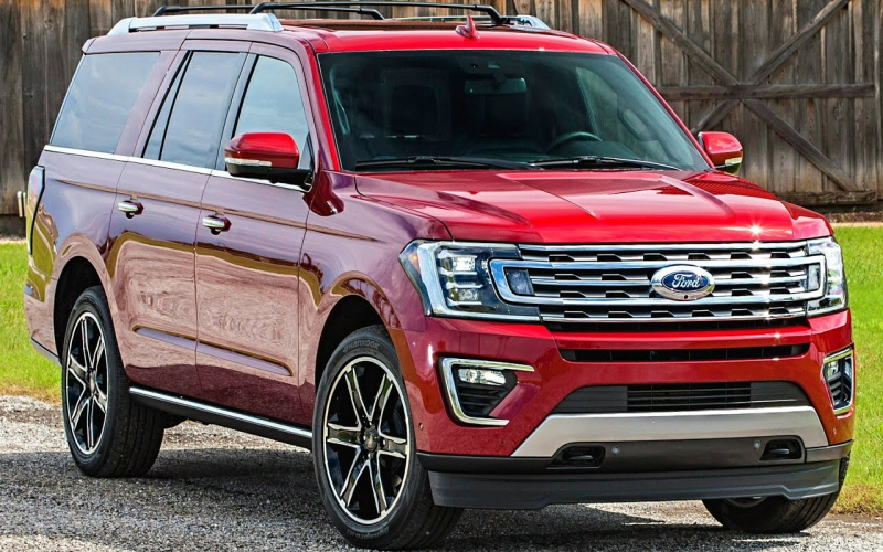 2020 Ford Expedition - Ford Expedition 2020