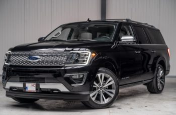 2020 Ford Expedition Max Platinum Sku Sor01011677
