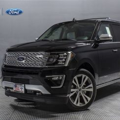 2020 Ford Expedition Max Platinum With Navigation & 4Wd