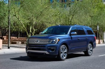 2020 Ford Expedition Police Package Vehicles Recalled For