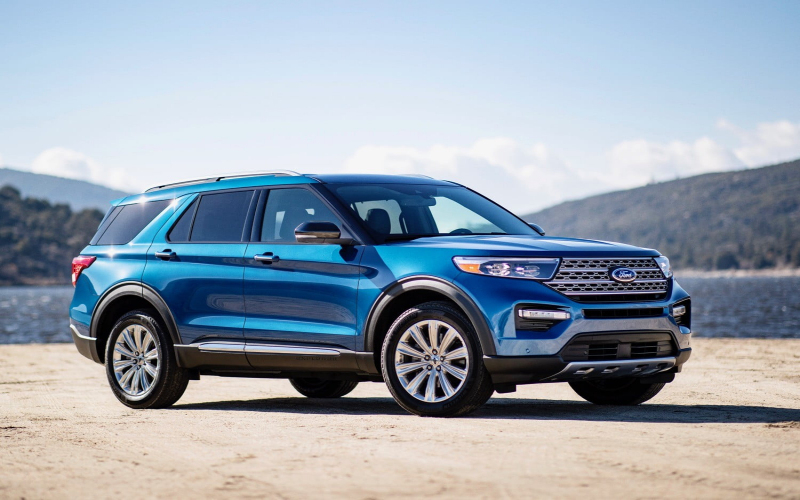 2020 Ford Explorer Hybrid Achieves 28 Mpg Combined