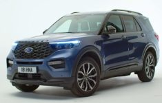 2020 Ford Explorer Hybrid - All-New Ford Explorer Suv Experience