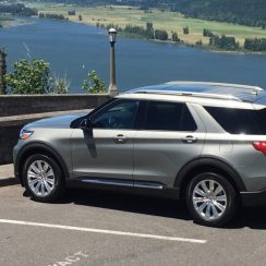 2020 Ford Explorer Hybrid First Drive Review: Muscle Over Mpg