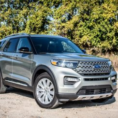 2020 Ford Explorer Hybrid Review: A Midsize Suv With Big
