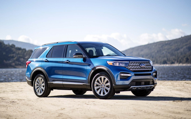 2020 Ford Explorer Hybrid Will Carry A Price Tag Over $50K
