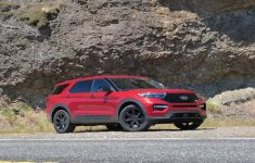 2020 Ford Explorer Is Engineered To Handle Off-Road Stress