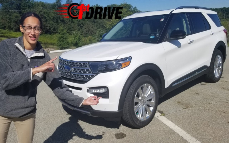2020 Ford Explorer Limited 4Wd Review & Test Drive