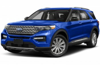 2020 Ford Explorer Platinum 4Dr 4X4 Pictures