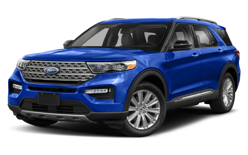 2020 Ford Explorer Platinum 4Dr 4X4 Specs And Prices