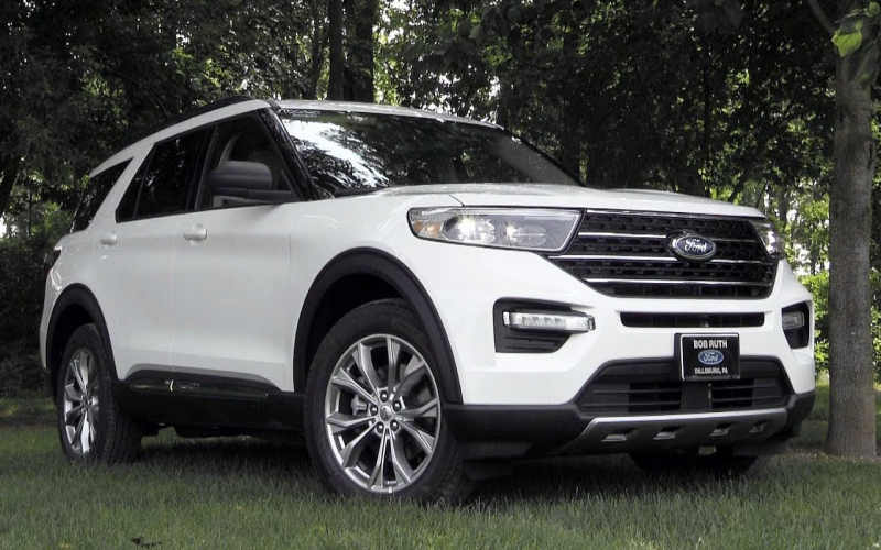 2020 Ford Explorer: Review