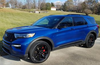 2020 Ford Explorer St Awd Review | Wuwm