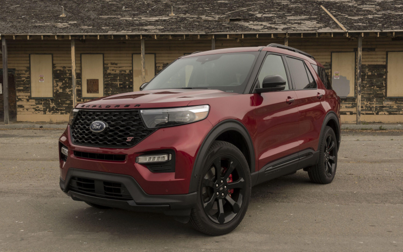 2020 Ford Explorer St Review: A Midsize Suv With A Focus On