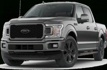 2020 Ford F-150 Lariat Black Package V8 Supercrew