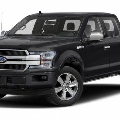 2020 Ford F-150 Platinum 4X4 Supercrew Cab Styleside 5.5 Ft. Box 145 In. Wb  Pricing And Options