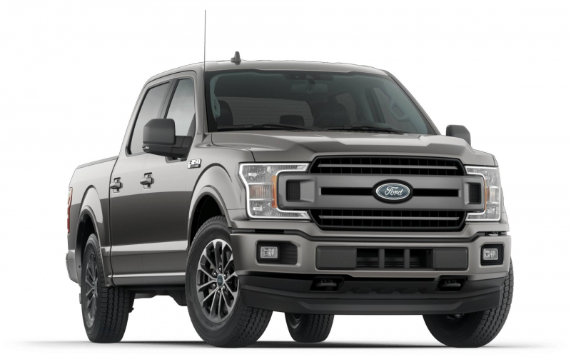 2020 Ford F-150 Xlt Sport Lead Foot, 2.7L Ecoboost® V6