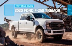 2020 Ford F-250 Tremor First Drive Review: Do More