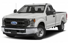 2020 Ford F-250 Xl 4X4 Sd Regular Cab 8 Ft. Box 142 In. Wb Srw Specs And  Prices