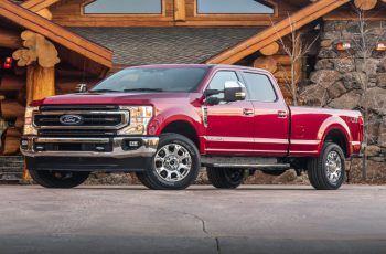 2020 Ford F-350 Lariat 4X2 Sd Crew Cab 8 Ft. Box 176 In. Wb Srw Pricing And  Options