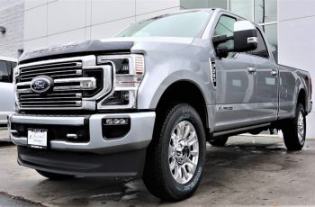 2020 Ford F-350 Limited: Does 1050 Lb-Ft Of Torque Make The Powerstroke  Better Than The Cummins???