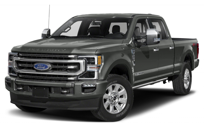 2020 Ford F-350 Platinum 4X4 Sd Crew Cab 8 Ft. Box 176 In. Wb Drw Specs And  Prices