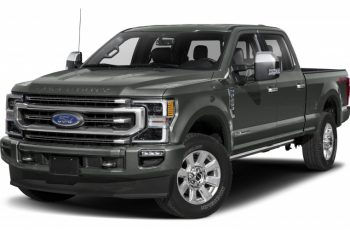 2020 Ford F-350 Platinum 4X4 Sd Crew Cab 8 Ft. Box 176 In. Wb Srw Pictures