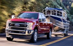 2020 Ford F-Series Super Duty Can Tow Up To 37,000 Pounds