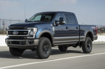 2020 Ford F-Series Super Duty First Test: Thinking Bigger