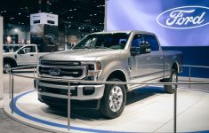 2020 Ford F-Series Super Duty Has New Engines And Big