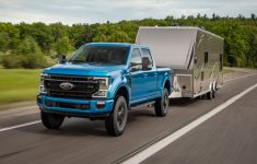 2020 Ford F-Series Super Duty Tremor First Look: Earth