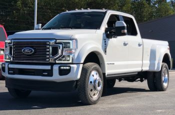 2020 Ford F450 Superduty - What's New?