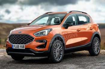 2020 Ford Fiesta Suv - Youtube