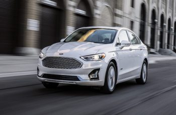 2020 Ford Fusion | Review, Pricing, & Specs - Conquest Cars Canada