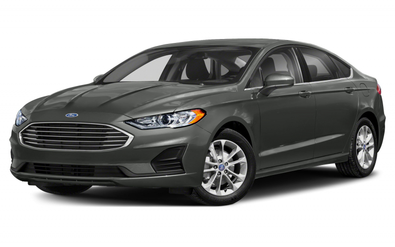 2020 Ford Fusion Reviews, Specs, Photos