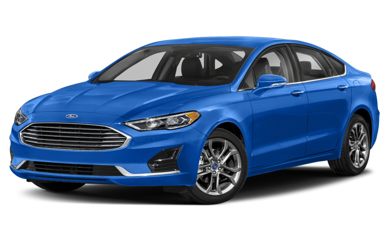 2020 Ford Fusion Sel 4Dr Front-Wheel Drive Sedan Specs And Prices
