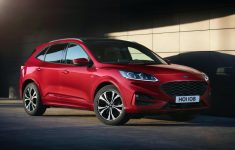 2020 Ford Kuga Starts From £23,995 In The Uk, Adds £620 To
