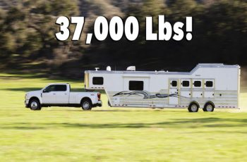 2020 Ford Super Duty Can Tow A Staggering 37,000 Lbs - Here