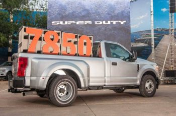 2020 Ford Super Duty Can Tow Up To 24,200 Pounds - Slashgear