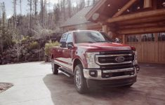 2020 Ford Super Duty F-250 King Ranch Footage