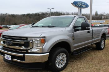 2020 Ford Super Duty F-250 Srw Xl 4Wd Reg Cab 8 Box