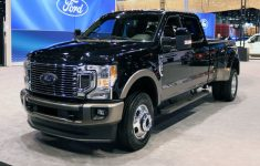 2020 Ford Super Duty Powers Into Chicago With 7.3-Liter V8