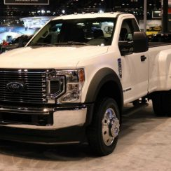 2020 Ford Super Duty's New 7.3-Liter V8 Detailed, Up To 430 Hp