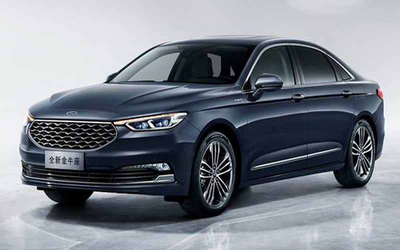 2020 Ford Taurus Revealed For China | Caradvice